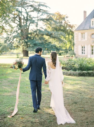 Gorgeous French Chateau de Bouthonvilliers Wedding Inspiration – Wike Zijlstra Photography 29