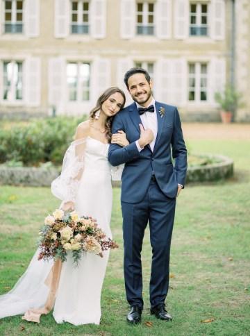 Gorgeous French Chateau de Bouthonvilliers Wedding Inspiration – Wike Zijlstra Photography 35