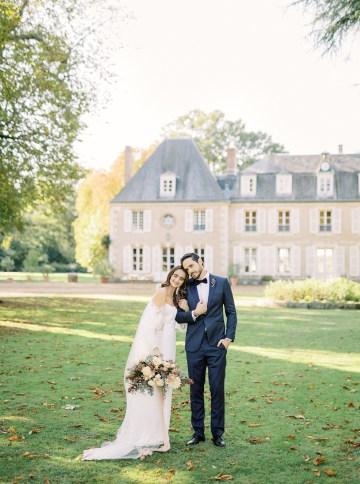 Gorgeous French Chateau de Bouthonvilliers Wedding Inspiration – Wike Zijlstra Photography 36