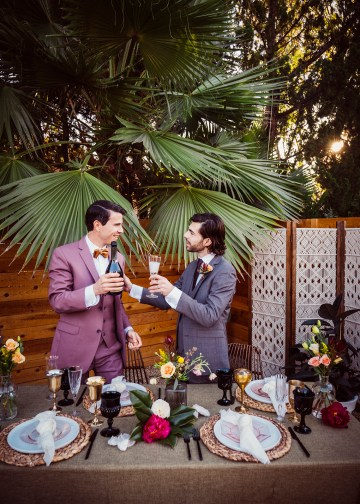 How to Decorate A Tropical Wedding for Your Home or Backyard – Light and Space – Bright Bird Photography 41