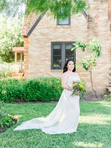 Intimate Summer Cottage Wedding – Rachel Ann Media 18