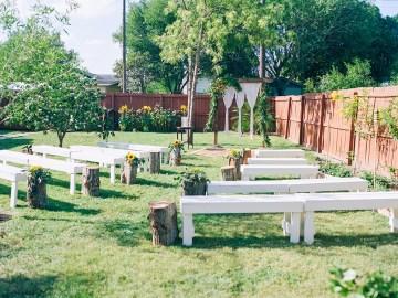 Intimate Summer Cottage Wedding – Rachel Ann Media 29