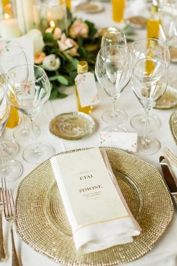Destination Wedding in Tuscany at Borgo Corsignano