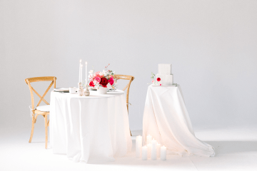 Bold Red Wedding Inspiration – Shannon O Neil Photography 1