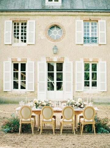 Gorgeous French Chateau de Bouthonvilliers Wedding Inspiration – Wike Zijlstra Photography 52