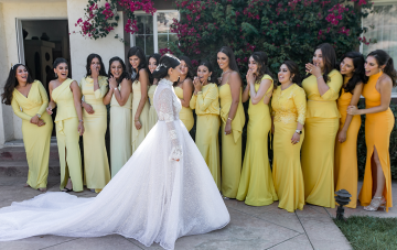 Real Talk: Your Bridesmaids Probably Don't Want To Wear The Same Dress