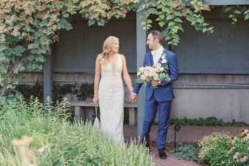 Pretty Denver Botanic Gardens Wedding – Decorus Fine Art Photography 2