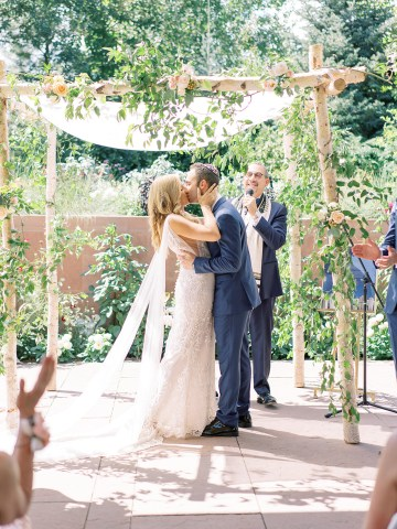 Pretty Denver Botanic Gardens Wedding – Decorus Fine Art Photography 26