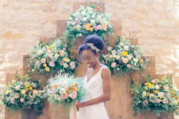 Rustic UK Barn Wedding Inspiration – Elsie Love Photography – Kimberley Rose Designs 50