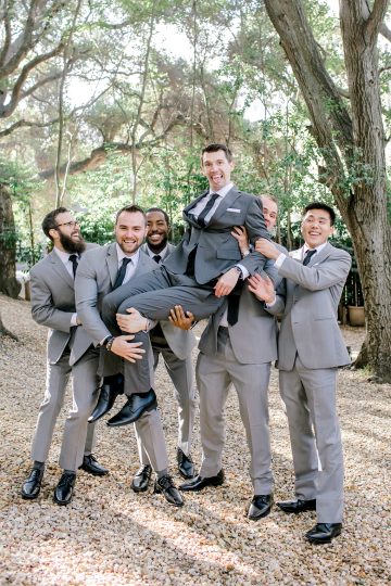 Rustic and Ethereal Calamigos Forest Wedding – Tracy Rinehart 12