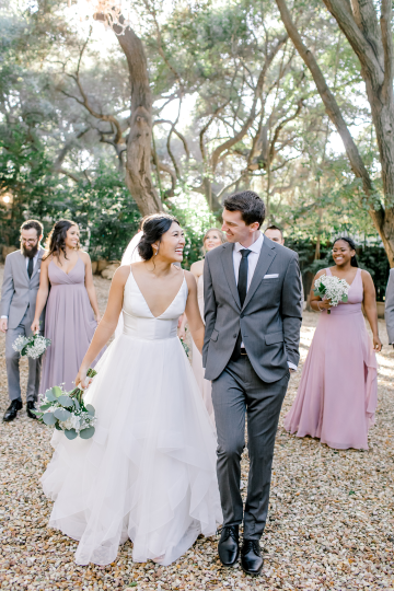 Rustic and Ethereal Calamigos Forest Wedding – Tracy Rinehart 15
