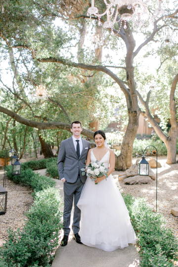 Rustic and Ethereal Calamigos Forest Wedding – Tracy Rinehart 35