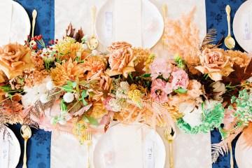 Modern Korean Wedding Inspiration – lilelements – Anadena Photography 4