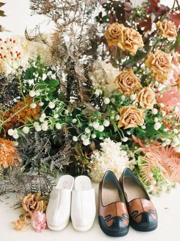 Modern Korean Wedding Inspiration – lilelements – Anadena Photography 65