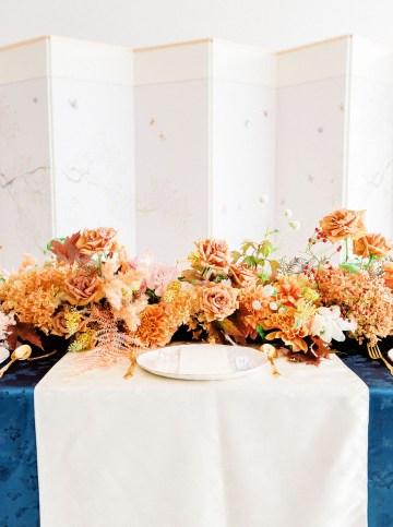 Modern Korean Wedding Inspiration – lilelements – Anadena Photography 69