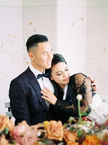 Modern Korean Wedding Inspiration – lilelements – Anadena Photography 77