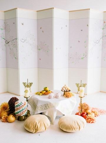 Modern Korean Wedding Inspiration – lilelements – Anadena Photography 79