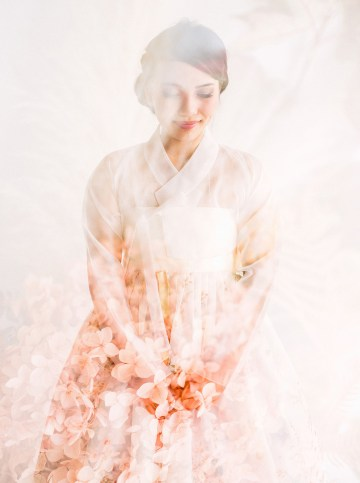 Modern Korean Wedding Inspiration – lilelements – Anadena Photography 92