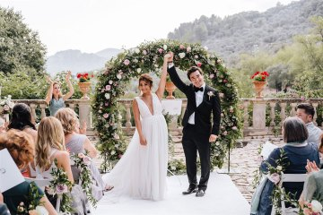 Stunning Rustic Mallorca Destination Wedding – Paco and Aga Photography 52