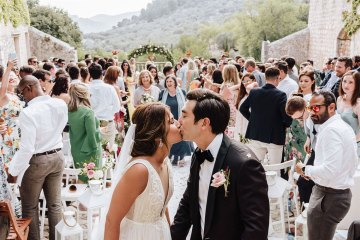 Stunning Rustic Mallorca Destination Wedding – Paco and Aga Photography 55