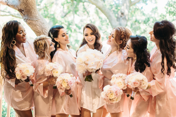 Multicultural Persian and Indian Wedding at Calamigos Ranch – Purity Weddings 1