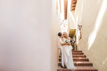 Stylish Same-Sex Palm Springs Wedding – Colony 29 – Ryan Horban Photography 6