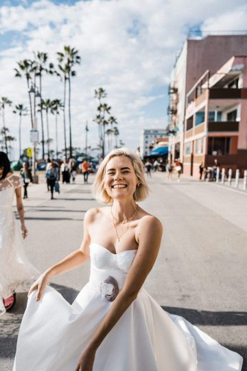 EandW Couture 2021 Summer Haze California Wedding Dress Collection for the Fun Cool Bride – Bridal Musings 12