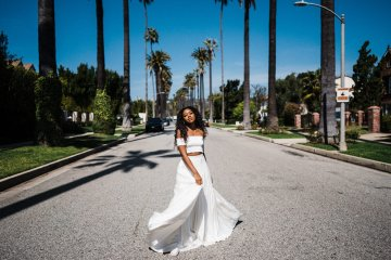 EandW Couture 2021 Summer Haze California Wedding Dress Collection for the Fun Cool Bride – Bridal Musings 34