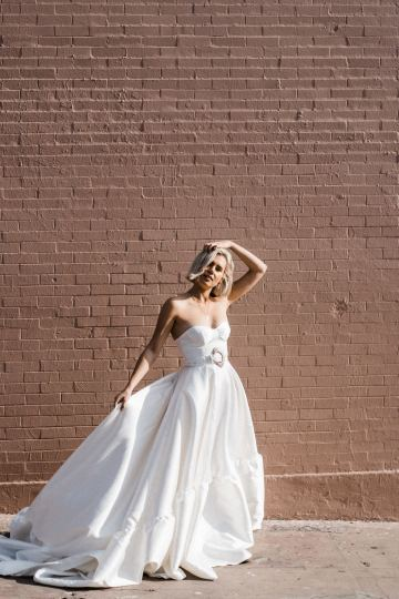 EandW Couture 2021 Summer Haze California Wedding Dress Collection for the Fun Cool Bride – Bridal Musings 6