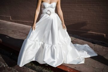 EandW Couture 2021 Summer Haze California Wedding Dress Collection for the Fun Cool Bride – Bridal Musings 9