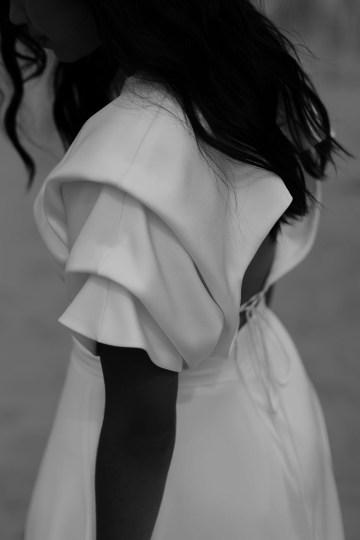 Modern and Fashion Forward 2021 Wedding Dresses by The LAW Bridal – Blake Tee