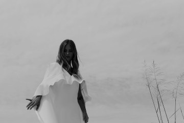 Modern and Fashion Forward 2021 Wedding Dresses by The LAW Bridal – Cameron Detail
