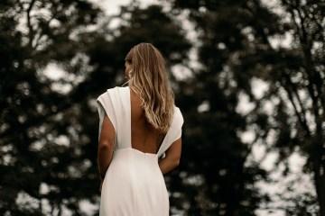 Modern and Fashion Forward 2021 Wedding Dresses by The LAW Bridal – Dylan Back