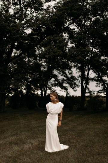 Modern and Fashion Forward 2021 Wedding Dresses by The LAW Bridal – Dylan