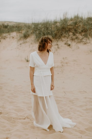 Modern and Fashion Forward 2021 Wedding Dresses by The LAW Bridal – Grey + Logan Belt