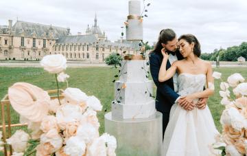 Best Of BM 2020: The 10 Prettiest Wedding Cakes