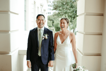 Stunning Intimate Elopement at Home – Gipe Photography 7