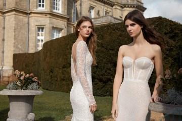 Stunning New 2021 Gala X Wedding Dresses by Galia Lahav – Bridal Musings – G-508-and-G-511