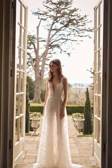 Stunning New 2021 Gala X Wedding Dresses by Galia Lahav – Bridal Musings – G-514-Bodice&Skirt&Overskirt