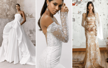 Bridal Salon Owners Choose Their Favorite 2021 Wedding Dresses