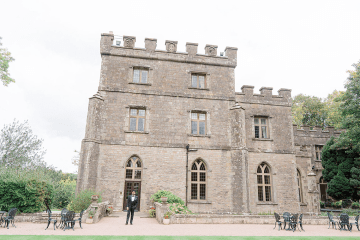 Fairytale Royal English Wedding Inspiration at Clearwater Castle – Sara Cooper Photography – Smitten Weddings 1