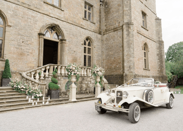 Fairytale Royal English Wedding Inspiration at Clearwater Castle – Sara Cooper Photography – Smitten Weddings 5
