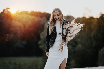 Glam Rock Bridal Inspiration – Christine Ladehoff Fotografie 28