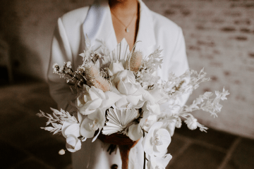 Gender Fluid Wedding Inspiration at Dorfold Hall – Phoebe Jane Photography 5