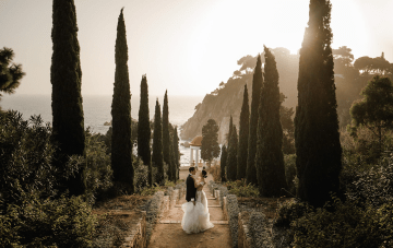 A Romantic Fairytale Spanish Destination Wedding