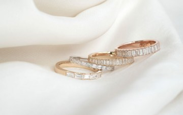 Gorgeous Wedding Rings That Make You Feel Good About The World