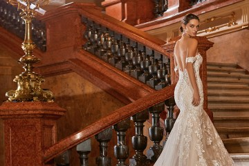 Extravagant Wedding Dresses for 2021 2022 – Val Stefani – Bridal Musings – D8272 C 2