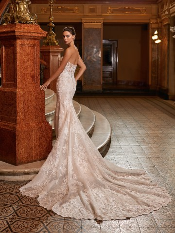 Extravagant Wedding Dresses for 2021 2022 – Val Stefani – Bridal Musings – D8273 B