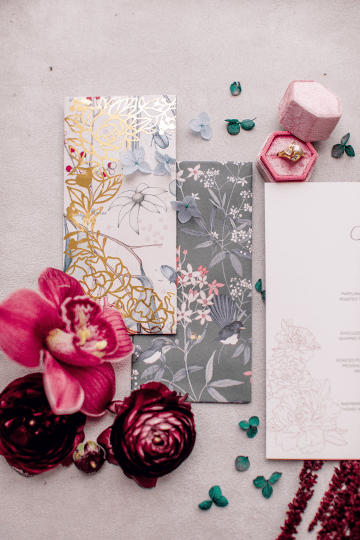 Gorgeous Chinese Tea Ceremony and Wedding Inspiration with Orchids – Clarzzique – Lilelements 19