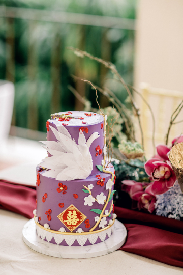 Gorgeous Chinese Tea Ceremony and Wedding Inspiration with Orchids – Clarzzique – Lilelements 67